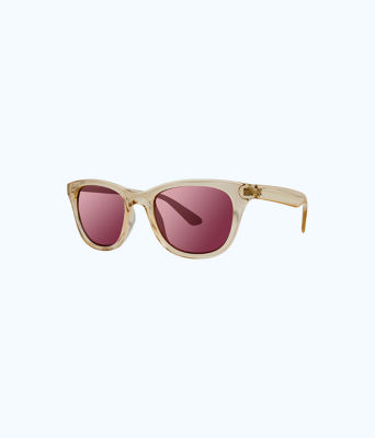 Maddie Sunglasses, Gold Metallic, large 0