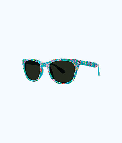 Maddie Sunglasses, Multi Catch The Wave, large