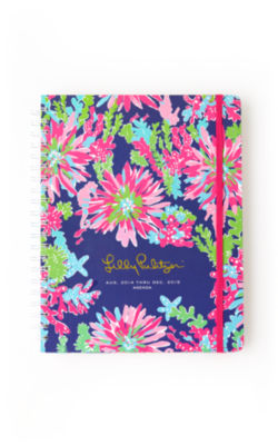 Jumbo Agenda - Trippin And Sippin, Bright Navy Trippin And Sippin Accessories, large