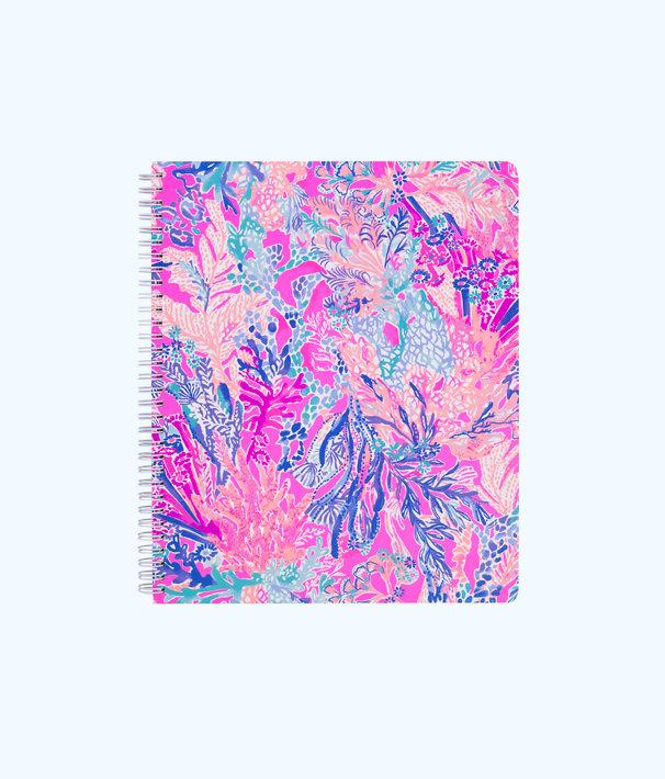 Large Notebook, Light Pascha Pink Aquadesiac, large