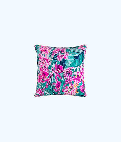 Large Pillow, Multi Via Flora, large