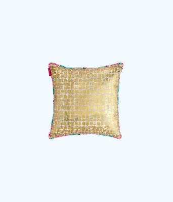 Large Pillow, Multi Via Flora, large 1