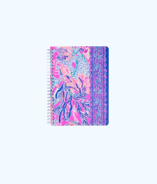 Mini Notebook, Light Pascha Pink Aquadesiac, large