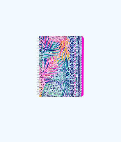 Mini Notebook, Multi Gypset Paradise, large