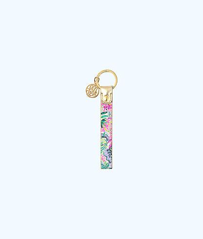 Strap Keychain, Multi Slathouse Soiree, large