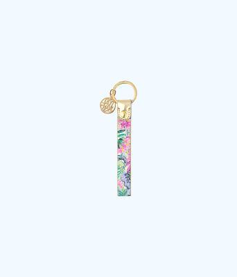 Strap Keychain, Multi Slathouse Soiree, large 0