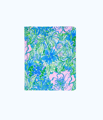 Concealed Spiral Journal, Multi Party Thyme, large