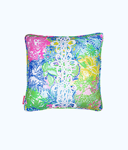 Large Pillow, Multi Cheek To Cheek, large 0