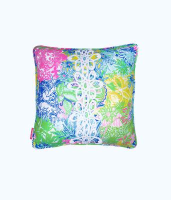 Large Pillow, Multi Cheek To Cheek, large 0