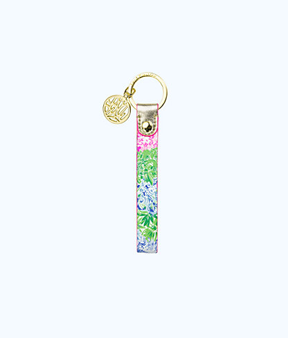 Strap Keychain, Multi Cheek To Cheek, large 0