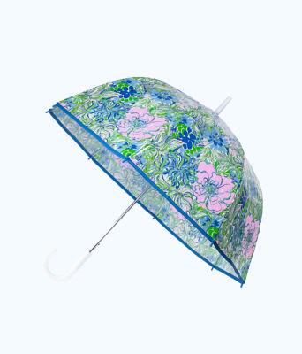 Umbrella, Multi Party Thyme, large