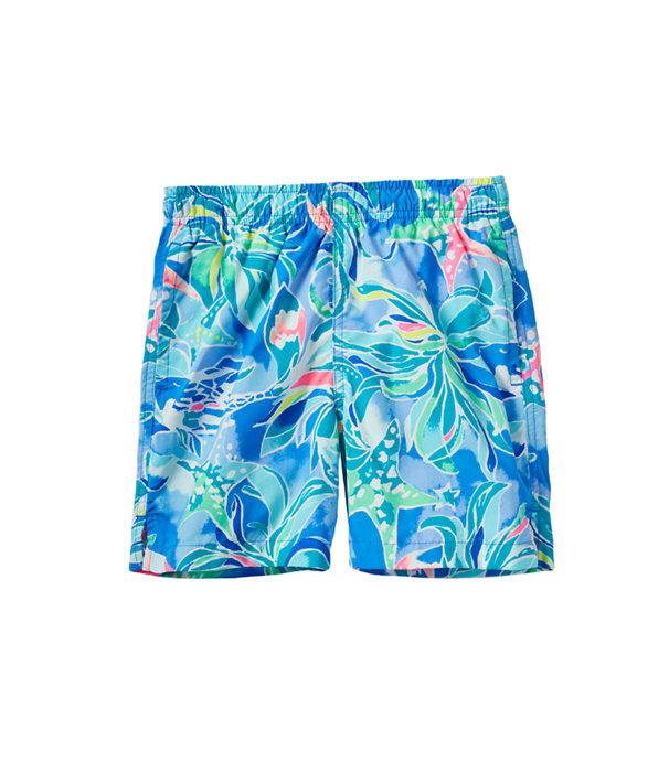 Boys Junior Capri Swim Trunk, , large