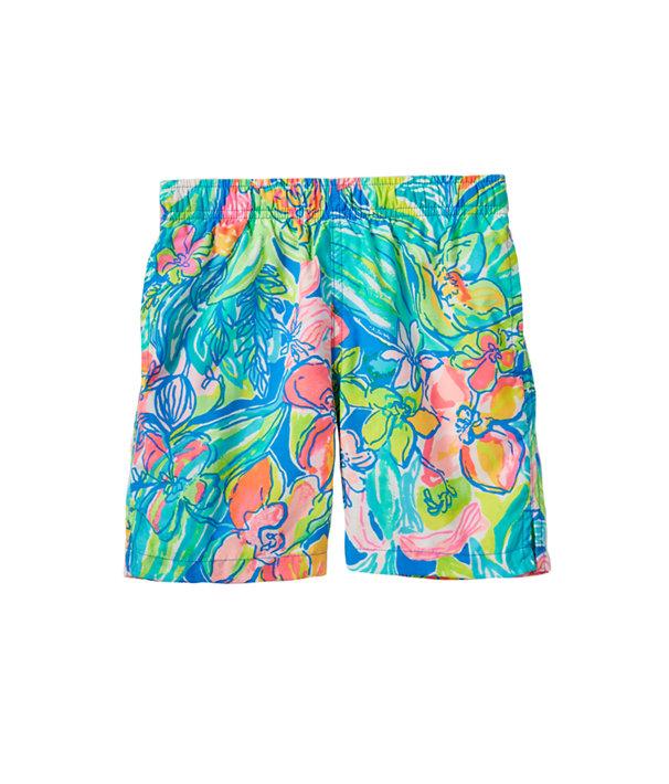 Boys Junior Capri Swim Trunk, Bennet Blue Surf Gypsea Swim, large