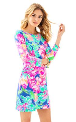 Marlowe Boatneck T-Shirt Dress, , large