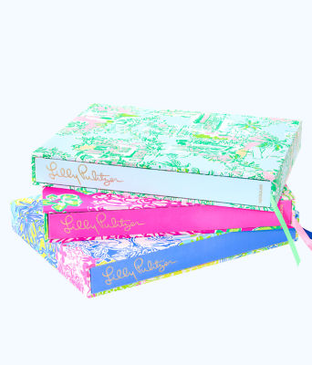 Assouline Book Special Edition, Multi Lillys Pb Toile Assouline, large 4