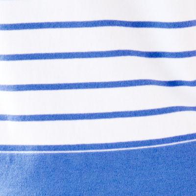 Coastal Blue Dasha Stripe