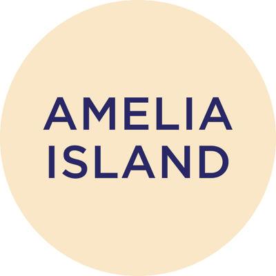 Gold Metallic Amelia Island Charm