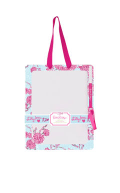 Lilly Pulitzer Dry Erase Board - Pi Beta Phi