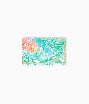 Gift Card, Multi Sea The Day Gift Card, large 0