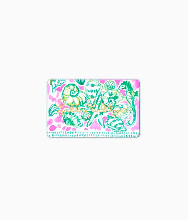 Gift Card, Multi So Speshell Gift Card, large