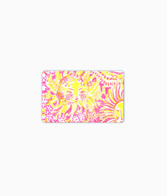 Gift Card, Multi Sunny And Bright Gift Card, large 0