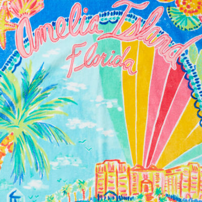 Multi Destination Amelia Island Towel