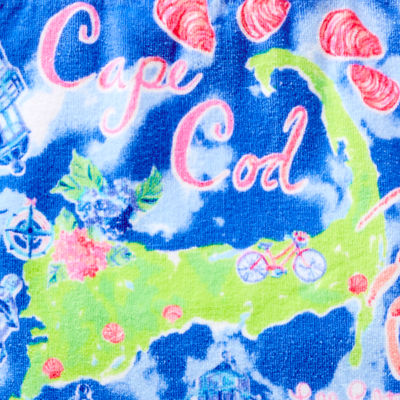 Multi Destination Cape Cod Towel
