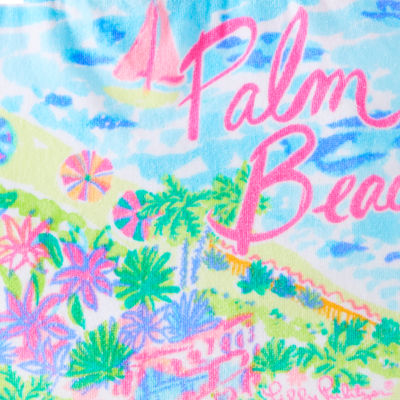 Multi Destination Palm Beach Towel
