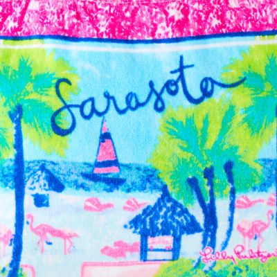 Multi Destination Sarasota Towel