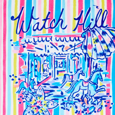 Multi Destination Watch Hill Towel