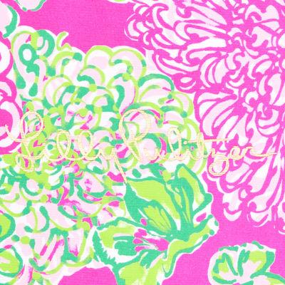 Pink Tropics Lillys Pink Bouquet Assouline