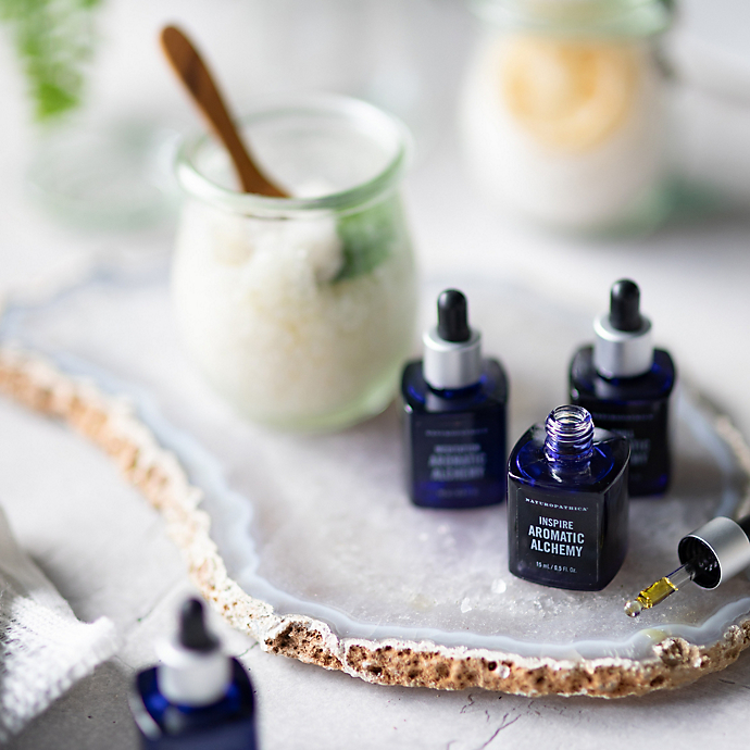 Refresh + Renew: Essential Oil Bath Salts in Weck