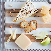 A Honeycomb + Cheese Board