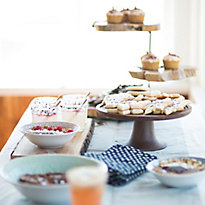 Spring Sweets with Golden Fig