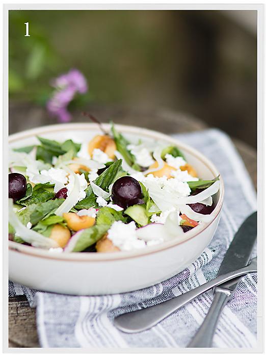 Cherries Salad