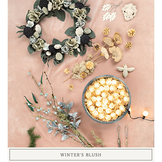 View larger image of Shop the Look: Winter's Blush
