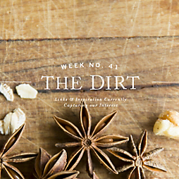 The Dirt | 2014 | week no. 41