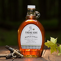 Maple Sugar Season with Finding Home Farms