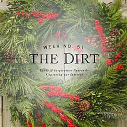 The Dirt | 2014 | week no. 51