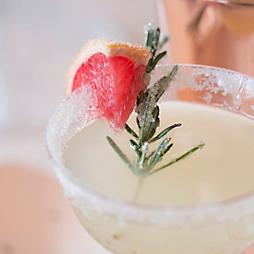 Sugared Cocktail Garnishes