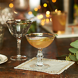 A New Year's Eve Cocktail with Haven's Kitchen