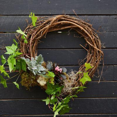 Wild Asymmetrical Wreath Workshop
