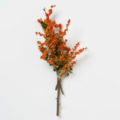 Fresh Orange Winterberry Bunch