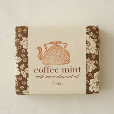 Saipua Coffee Mint Soap