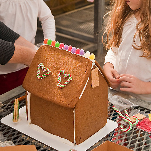 View larger image of Gingerbread House Workshop, 11am