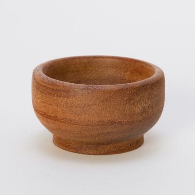 Wooden Condiment Bowl