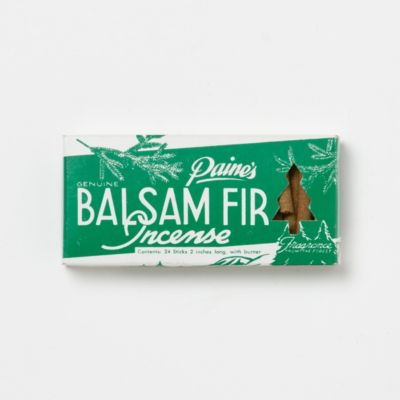 Balsam Fir Incense*
