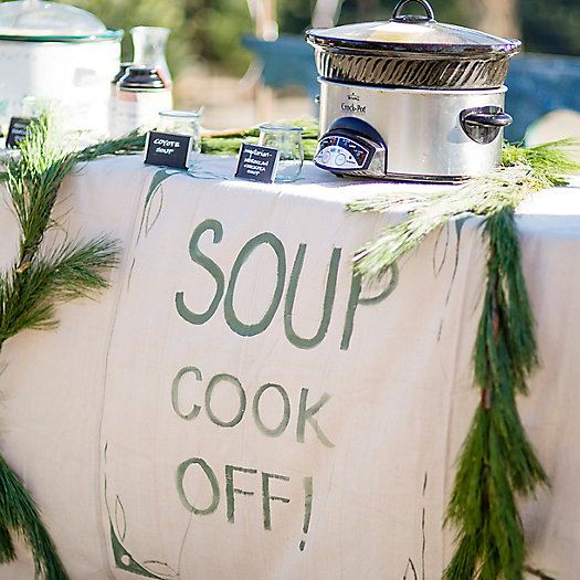 View larger image of Staff Soup Competition