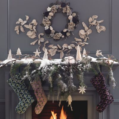 Shop the Look: The Holiday Mantel