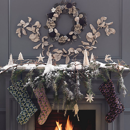 View larger image of Shop the Look: The Holiday Mantel